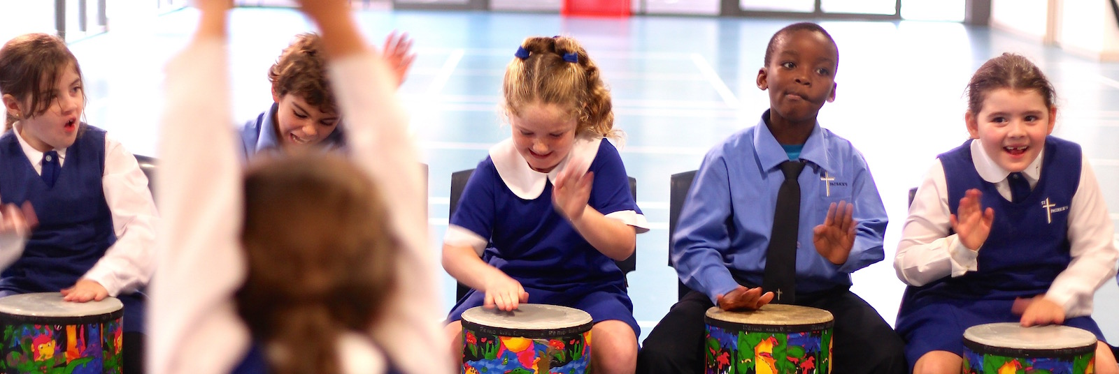 Drumming for Primary Schools