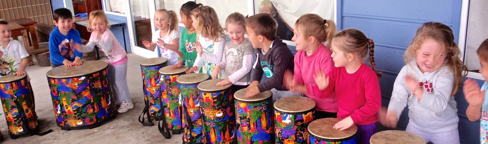 Drumming for Day Care
